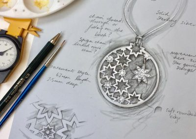 Vixi Jewellery | Unique Jewellery Designs | Drawn Design