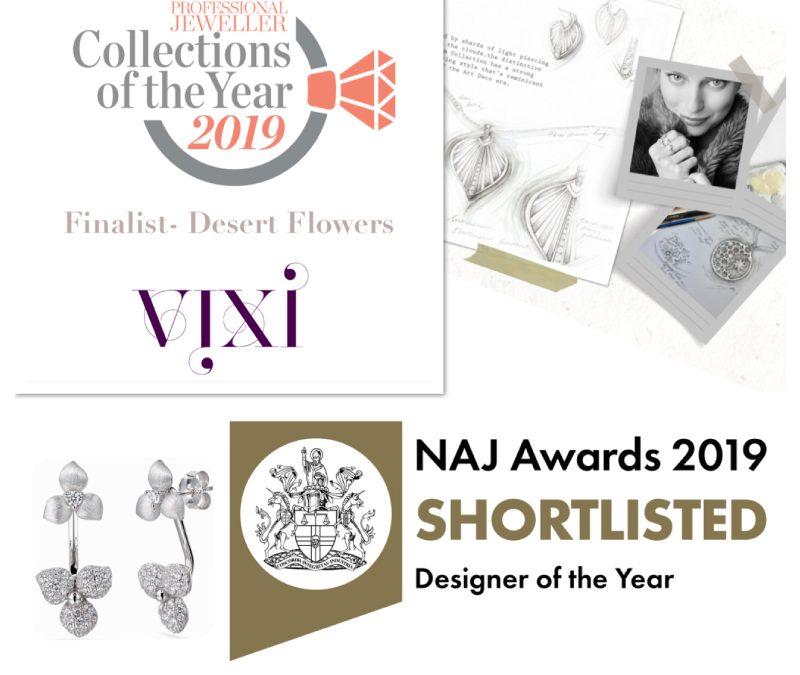Delighted to announce we have been shortlisted for 2 awards